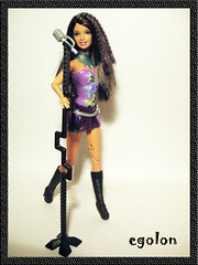 Sassy In Concert (egolon) Tags: dolls sassy barbie cutie glam fashionista inconcert