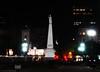 Plaza de Mayo, Buenos Aires, Argentina. (Claudio.Ar) Tags: city color argentina night buenosaires sony ciudad nocturna dsc h9 sirhenryandco claudioar claudiomufarrege