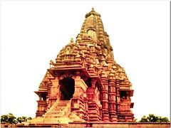 Kandariya Mahadev temple, Khajuraho (Anupam Mukherjee) Tags: india canon unescoworldheritagesite unesco mp khajuraho madhyapradesh incredibleindia westerngroupoftemples kandariyamahadevtemple digitizednegative kandaryamahadevtemple