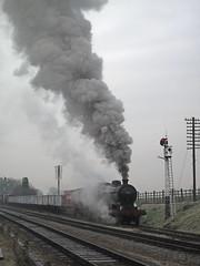 63601 Windcutters_ Quorn (Green_R) Tags: big great central railway steam 53 gala cromwell 2012 m7 gcr jinty 8f tpo 30777 78019 lamiel 46521 30053