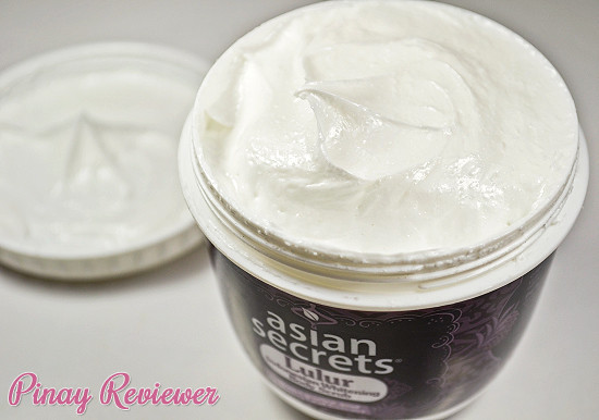 Asian Secrets Lulur Whitening Scrubs with Licorice and Mulberry Leaf Extract