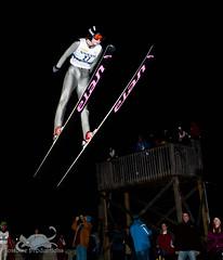 International Nordic Ski Jumping (gkuchera) Tags: winter usa ski minnesota us nikon skiing downhill bloomington mn 2012 skijump d300 bushlake bloominton gdkuchera bushlakeskijump geoffkuchera geoffreykuchera geoffreydannkuchera internationalnordicskijumping