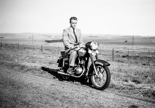 South Africa Undated. Probably 1954 3-1