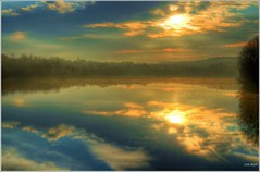 Thursday Morning... (J. Samuel Studios) Tags: sky sun bluemarsh d5100
