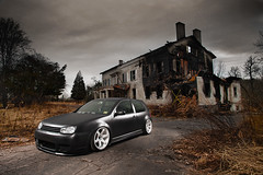 Repka in Skillman (Ronaldo.S) Tags: vw golf grid nikon air nj gti f28 rota skillman alienbees 2035mm b800 d700