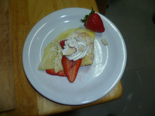 Crepe Cookery Class 012