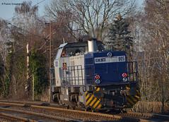 RBH 805 (vsoe) Tags: train germany deutschland engine railway zug nrw 805 bahn gelsenkirchen ruhrgebiet nordrheinwestfalen lz lok ruhrpott rbh vossloh g1206