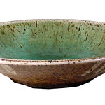"<b>Shallow Bowl</b><br/> Marguerite Wildenhain (1896-1985) ""Shallow Bowl"" Ceramic, ca. 1960's LFAC #2002:04:15<a href=""http://farm8.static.flickr.com/7165/6831797651_0fc963a93c_o.jpg"" title=""High res"">∝</a>"