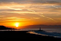 Santa Cruz Trip - Feb 2012 - 13 (www.bazpics.com) Tags: ocean california ca sunset santacruz lighthouse sunrise point one 1 coast highway pacific pigeon shore coastline barryoneilphotography