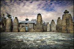 9th Centurey Baijnath Temple