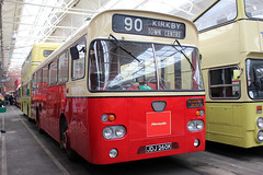 140035-JDJ260K-AEC Swift-(260)-St Helens Corporation. (day 192) Tags: bus buses swift sthelens aec vintagebus busrally transportshow classicbus aecswift preservedbus transportrally sthelenscorporation nwmort jdj260k icantbelieveitsnotaleylandrunningday