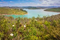 IMG_1009-1 (Andre56154) Tags: lake portugal see wasser barragem landschaft odiaxere grnland