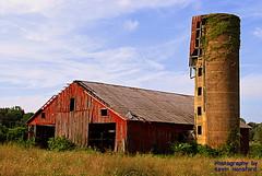 Abandoned Barn (Kevin Hansford) Tags: abandoned barn kentucky ky barns oldbarns somersetky abandonedkentucky