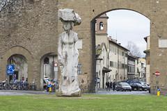 Firenze Porta Romana (Rene Stannarius) Tags: firenze altstadt florenz toskana historische