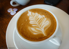 Cappuccino (Torsten Frank) Tags: food cup coffee kaffee cappuccino latteart getrnk labergica