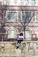 Sandra II (DANG3Rphotos) Tags: madrid life street camera inspiration cute art love girl look female this photo outfit nikon artist foto shot sandra photos creative like style vision fotografia imagen ver streeet 2015 creativo nikonista d7100 dang3r dang3rphotos