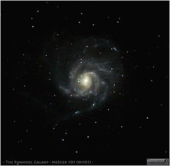 The Pinwheel Galaxy  Messier 101 (M101) in Ursa Major (Tom Wildoner) Tags: canon stars spiral space ngc border science galaxy nebula astrophotography astronomy messier ursamajor cosmos dss deepspace cosmology meade bigdipper m101 astronomer focal lx90 deepsky reducer ngc5457 pinwheelgalaxy spiralgalaxy canon6d astrometrydotnet:status=solved teamcanon tomwildoner leisurelyscientist leisurelyscientistcom astrometrydotnet:id=nova1603324