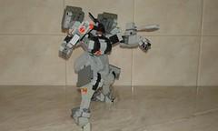 Pile bunker (frameworks6) Tags: robot military mecha mech