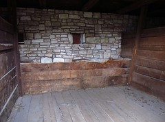 Fort Bridger State Historic Site (Jasperdo) Tags: statepark history fort wyoming oregontrail stable fortbridger ponyexpressstable fortbridgerstatehistoricpark