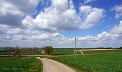 Endless ( Annieta ) Tags: netherlands clouds landscape spring sony nederland meadow wolken fields mei lente soe allrightsreserved landschap 2016 zuidlimburg annieta a6000 usingthispicturewithoutpermissionisillegal