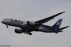 LAN Boeing 787-Dreamliner (Matteo Tozzoni) Tags: lan mxp 787 boeing787 boeing787dreamliner 787dreamliner lanboeing787 lanboeing787dreamline