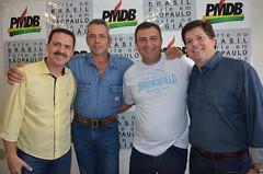 Encontro Regional do PMDB em São José do Rio Preto