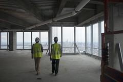 4 WTC 63rd Floor - July 2013 (Tony Shi, Life) Tags: nyc newyorkcity ny newyork manhattan worldtradecenter wtc lowermanhattan worldtradecenters downtownmanhattan 4wtc