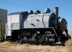Lancaster, CA abandoned RR 1550a (DB's travels) Tags: california railroad abandoned lancaster temphrr