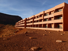 View Hotel (Phillie Casablanca) Tags: arizona usa hotel monumentvalley theview