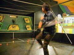Round 1: Auto Tennis (Dick Thomas Johnson) Tags: sports japan amusement tennis 日本 saitama round1 埼玉 roundone iruma アミューズメント テニス スポーツ 入間 ラウンドワン スポッチャ spocha オートテニス autotennis