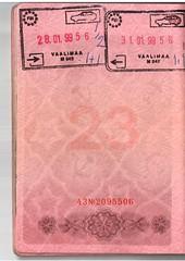 Finland (file_junkie) Tags: passport passportstamps
