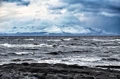 Winter Is Here! (BGDL) Tags: winter snow beach arran prestwick nikond7000 ourdailychallenge
