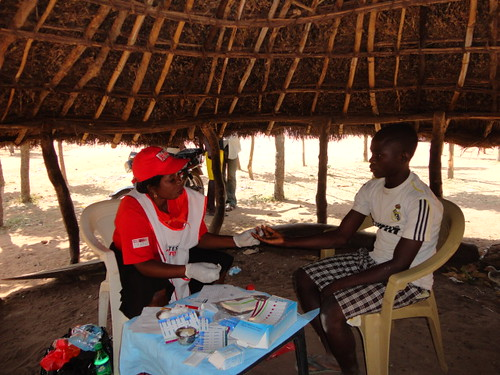 Benue WAD  testing pictures 160