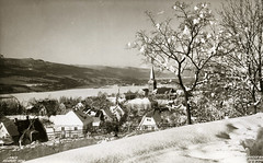 21. desember - December 21 (Riksarkivet (National Archives of Norway)) Tags: winter snow vinter postcard lillehammer sn postkort