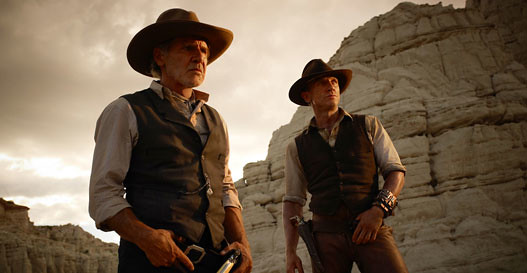 Filme : Cowboys & Aliens Cenas e Fotos 93 - Ação Bons Filmes Online