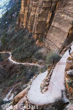 The Way to Angel's Landing