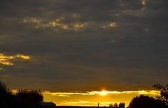 Coucher du soleil sur Paris (gelinh) Tags: paris soleil coucher du sur