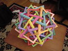 Ten Triangular Prisms #2: 5-fold Axis