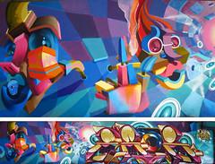 1 Norte, Viña del Mar 2011 (Painters.) Tags: painters viñadelmar zade 2011 colorimposiblecrew