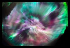 Aurora Borealis - Corona and Jupiter (Ren A) Tags: stars island lights iceland colours corona aurora jupiter burst northern stardust particles magnetic auroraborealis borealis polarlichter september2011 hviezdy polarnaziara
