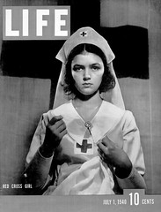1940 ... Red Cross (x-ray delta one) Tags: life coastguard wow army waves propaganda nazis 1940 ww2 pearlharbor spies marines 1942 patriotism blitz 1945 liberation defense 1941 1939 raf 1944 homefront 1943 allies oldglory japs wacs airraid spars armyairforce looselips worldwarll