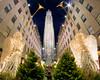 Happy Holidays from NYC: Rockefeller Center (RBudhu) Tags: newyorkcity rockefellercenter christmastree angels gothamist happyholidays