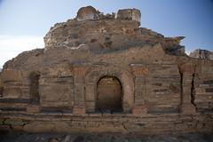 Pre-Islamic Afghan shrine (jeromestarkey) Tags: afghanistan mine buddhist monastery copper archeology excavation dafa logar mesaynak mesainak