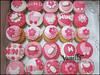 Baby Girl Cupcake (vanillabox) Tags: cupcake vanilla fondant كيك كب الفانيلا بالفوندان