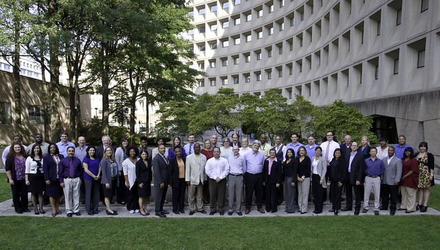 NSP Specialists at HUD Headquarters