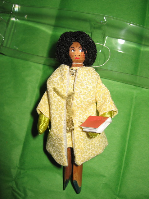 MICHELLE OBAMA Ornament #5 IMG_1268