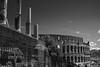 Scorcio del Colosseo, Roma, Lazio, Italia. (william eos) Tags: desktop light italy roma art colors canon landscape geotagged photo italia william wallpapers fotografia colori lazio colosseo sfondo tema photografy photocard nicepictures bellefoto canonef24105mmf4lisusm nicepicture canoneos450d sfondiperdesktop williameos williamprandi