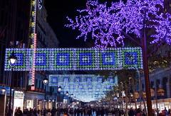 Barcelona. Iluminación navideña / Christmas Lights