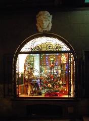 Dummy Swiss watchmaker - Манекен швейцарского часовщика (Victor_N_Dashkiyeff) Tags: world architecture night tour nocturnal ukraine around kharkov ussr kharkiv архитектура украина харьков