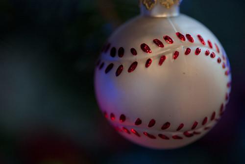 A Baseball Fan All Year Long